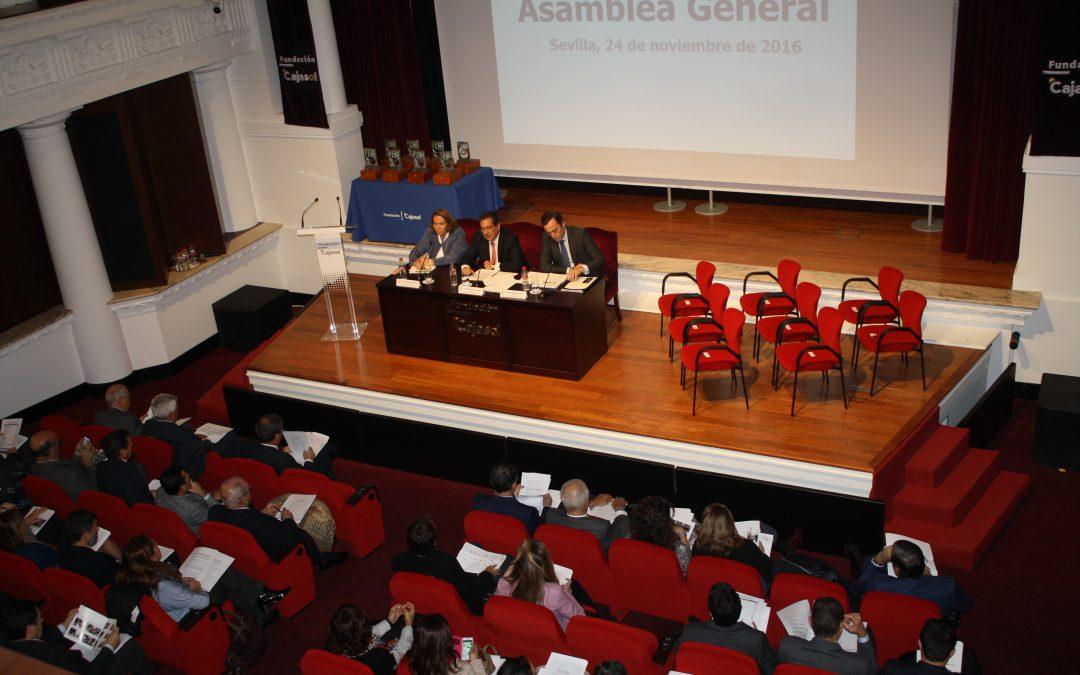 Próxima Asamblea General y Junta Directiva de Asociaciones y Fundaciones Andaluzas (AFA)