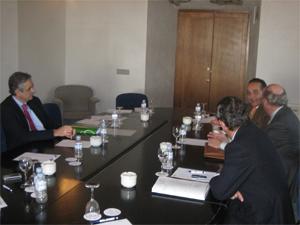 Próxima reunión de la Comisión Ejecutiva