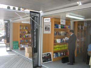 La AFA estará presente en la Feria del Libro