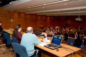 Ayer se celebró el seminario sobre financiación europea