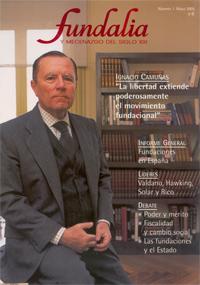 Nacimiento de una nueva publicación del sector fundacional