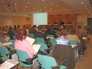 Sesión Informativa sobre el reglamento de la Ley 50/2002