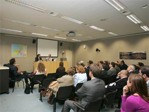Presentación del Centro Europeo de Fundaciones