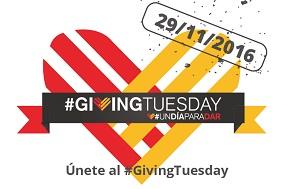 Ven a conocer qué es el Giving Tuesday