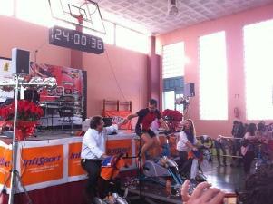 Nuevo record en la III edición de Pedaleo Solidario a beneficio de la Fundación Juan Bonal.