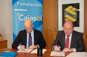 Fundación Cajasol y Fundación Juan Ramón Guillén promueven el olivar andaluz