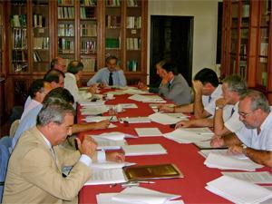 Reunión de Junta Directiva de la Asociación.