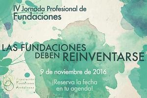 La IV Jornada Profesional de Fundaciones ya está en marcha