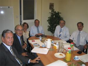 Reunión de la Coordinadora Catalana de Fundacions y la Asociación de Fundaciones Andaluzas