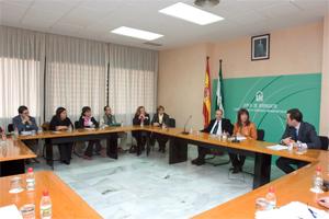 Próxima reunión con la Consejera para la Igualdad y el Bienestar Social