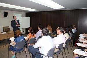 Sevilla acogió el seminario sobre el Destino de Rentas