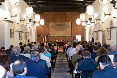 Presentación de la Ley de Fundaciones de la Comunidad Autónoma de Andalucía