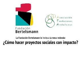 Mesa redonda 'Cómo hacer proyectos sociales con impacto'