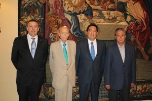 Reunión de la Comisión Ejecutiva de la AFA