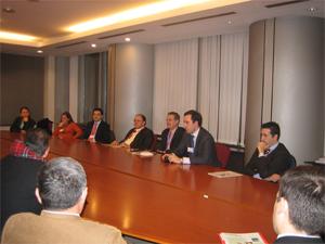 LA AFA se reúne con dos europarlamentarios
