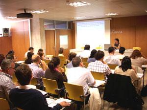 """El Seminario """"Contabilidad para Fundaciones"""" se ha impartido en Granada."""