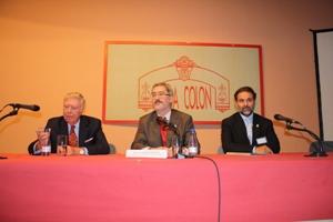 El Consejero de Presidencia clausuró el Congreso Iberoamericano de Fundaciones para la Cooperación