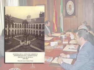 """Presentación de un libro elaborado por el Grupo de Trabajo de """"Colegios Profesionales"""""""
