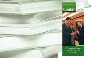 La AFA ha publicado el Fundan Info número 9