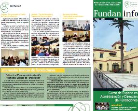 Publicado el nº 18 del Boletín Fundan Info