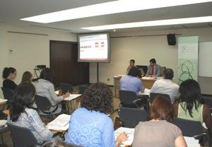 El seminario sobre gestión y tramitación eficaz de subvenciones se celebró ayer en Sevilla