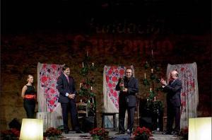 Entrega de la XXV distinción 'Compás del Cante' de la Fundación Cruzcampo