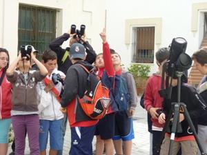 El programa educAves se realizará en todas las provincias de Andalucía