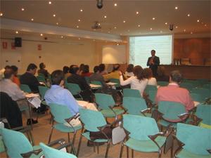 Cuarenta personas asisten al Seminario sobre Fiscalidad