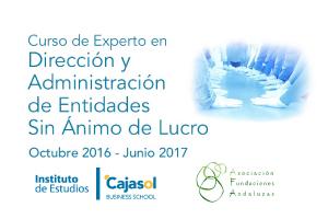 Reserva tu plaza en el Curso de Experto en ESAL en Sevilla o Granada