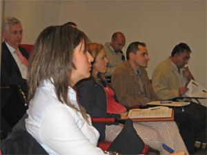 Encuentro con las fundaciones de Almería