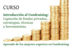 Aprende a captar fondos privados con nuestro curso de Introducción al Fundraising