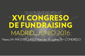Participa con la AFA en el XVI Congreso de Fundraising