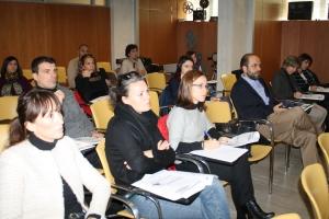 Fundaciones de Granada conocen las nuevas oportunidades que ofrecerá la UE a partir de 2014