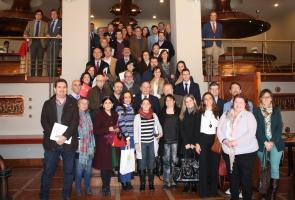 Fundaciones de Sevilla se reúnen para establecer contactos y posibles vías de colaboración