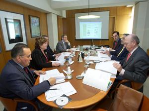 Reunión de la Comisión Ejecutiva