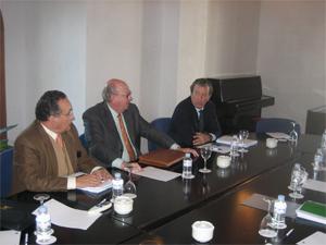 La Comisión Ejecutiva de la Junta Directiva celebra su reunión mensual
