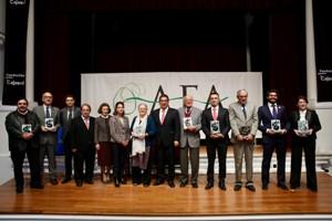Ocho fundaciones premiadas en los Premios AFA
