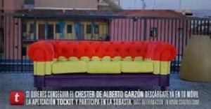 Finaliza la subasta del Chester de Alberto Garzón por Cudeca