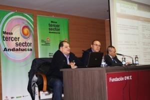 La Mesa del Tercer Sector de Andalucía acuerda incorporar a la Asociación de Fundaciones Andaluzas