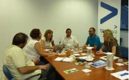 Tecnova se reune con otros centros tecnológicos andaluces