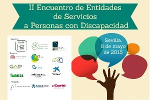 II Encuentro de Entidades de Servicios a Personas con Discapacidad