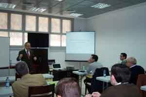 Una quincena de empresas participan en un curso organizado por CITTA