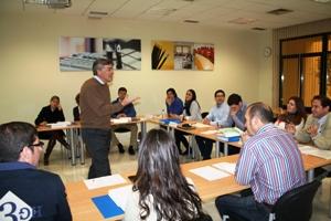 Los alumnos del EDAF analizan el Gobierno del Patronato de la Fundación