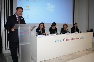 La Asociación estuvo presente en Málaga informando al sector sobre el anteproyecto de Ley de Fundaciones