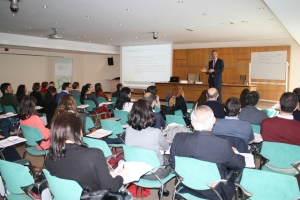 Éxito de participación en el curso sobre el régimen fiscal de las fundaciones celebrado en Sevilla