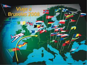 La AFA viaja a Bruselas