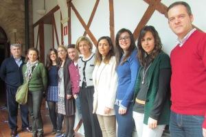 AFA estuvo en Jaén celebrando el curso '¿Cómo gestionar una fundación?'