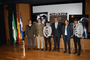 La Fundación Real Escuela Andaluza del Arte Ecuestre acogerá tres competiciones hípicas de doma clásica durante el año 2015