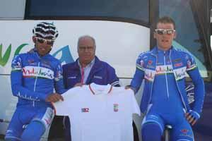 La Vuelta a Andalucía apoya a los olímpicos y paralímpicos andaluces