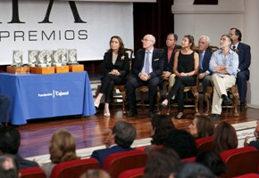Siete fundaciones premiadas y mención de honor a José Manuel Lara